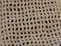 free crochet scarf pattern mesh