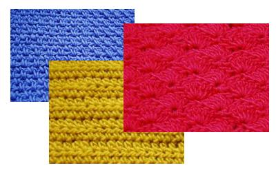 Crochet Patterns - Online Crochet e-Patterns