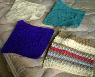 Sample of squares I've made