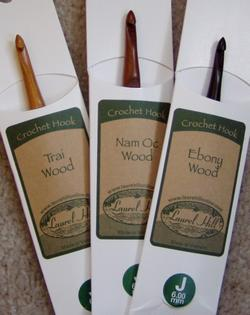 Laurel Hill Crochet Hooks