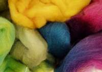 Needle felting equipment - fiber