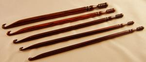 Crochet hooks - Turn of the Century & Float About have moved