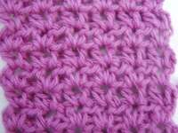 How to Crochet a V Stitch Afghan: 6 steps - wikiHow
