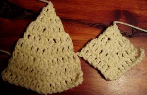 Crochet decrease