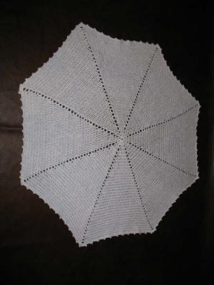 Octagon Baby Afghan